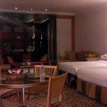 nice three bedded room