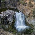 The falls at Ramsey Park