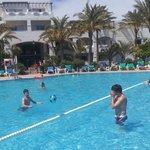 Pool near Magiclife Radio