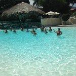 Water Aerobics fun