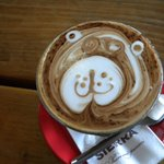 How darn cute is this coffee?