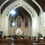 Bagian dalam Gereja Katedral