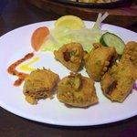 Chicken Tikka Pakora