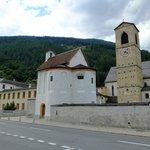 世界遺産の修道院