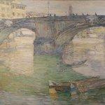 Childe Hassam: Ponte Santa Trinità