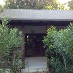 2-br cottage by lagoon are lovely and well equipped.