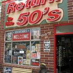 Return to the 50s Museum