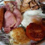Шотландский завтрак.