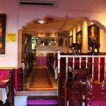 Gandhi restaurant indien nouveau décor