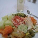 En *lunchrätt*