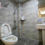 Bathroom for standard room