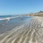 La spiaggia di playa del ingles