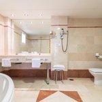 Baño Habitación doble Superior Bañera hidromasaje
