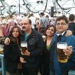 Oktoberfest 2013 with friends
