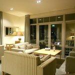 Residents lounge at Bluestone on George