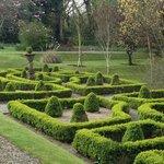 Beautiful hotel set in wonderful gardens