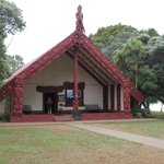 Maori meeting room