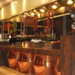 The Tandoor live kitchen... @Tadka..Rasoi