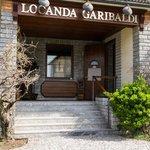 entrata della Locanda Garibaldi ...
