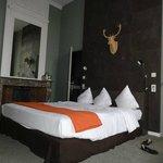 La chambre à 55€