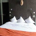 Le lit super confort, king size !