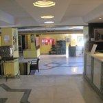 Réception et hall