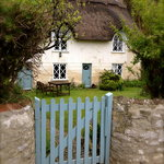 Fairy Tale Thatched Cottages of Lulworth Cove