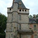 Замок Ментенон Chateau de Maintenon