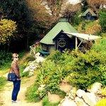 Hobbit Huts