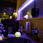 bar/ reception area