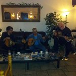 Live Music at Aegean