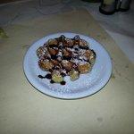 Chewy Waffles