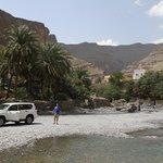 In de wadi