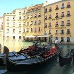 Vista do canal.