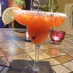 Cocktail O'Clock, Strawberry Daiquiri