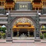 gatehouse at Tow Boo Kong