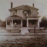 The Peach House in 1901