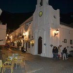 Walk from Mijas Car Park to Alarcon, turn left here