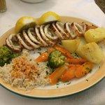 Calamari dish.  Great taste!