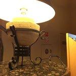 lobby lamp