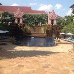 Amazing salt water pool