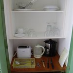 KItchenette with equipment