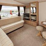 Mitchell Caravan, Holywell Bay Holiday Park
