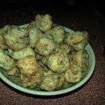 Fried Mushroom appetizers