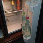 frigo bar in camera