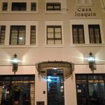 facade Boutique Hotel Casa Joaquin