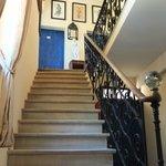 Escalier des Chambres d'hôtes
