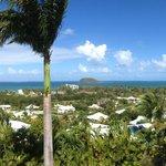 Sur les Hauteurs de la Résidence Bonheur Caraibe