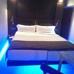 Suite dos alturas, cama planta de arriba