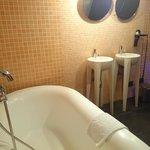 Suite dos alturas, baño
